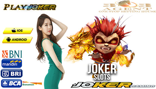 Agen Slot Joker Gaming Terlengkap